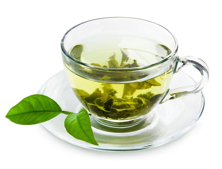 gruener tee