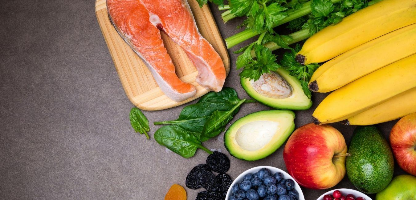 Gesunde Lebensmittel für die Herzgesundheit